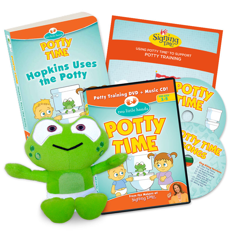 Potty Training Complete Set